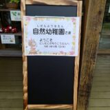 年中園外保育(宝塚西谷の森公園)
